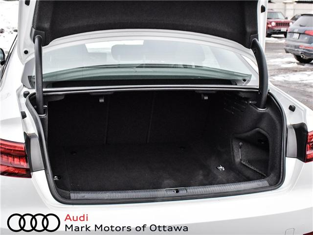2017 Audi A4 2.0T Komfort (Stk: 91179A) in Nepean - Image 26 of 26