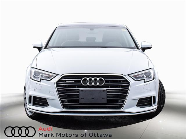 2018 Audi A3 2.0T Progressiv (Stk: 90850) in Nepean - Image 2 of 27