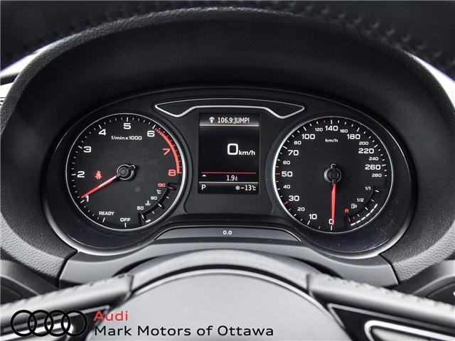 2018 Audi A3 2.0T Progressiv (Stk: 90850) in Nepean - Image 15 of 27