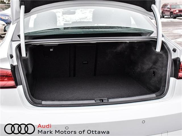 2018 Audi A3 2.0T Progressiv (Stk: 90850) in Nepean - Image 26 of 27