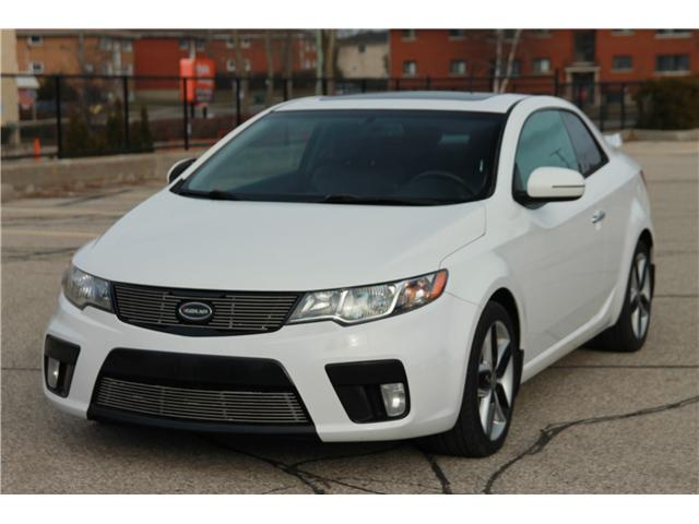 2011 Kia Forte Koup 2.4L SX Luxury (Stk: 1810531) in Waterloo - Image 1 of 19