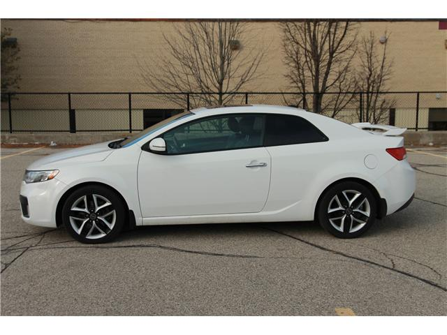 2011 Kia Forte Koup 2.4L SX Luxury (Stk: 1810531) in Waterloo - Image 2 of 19