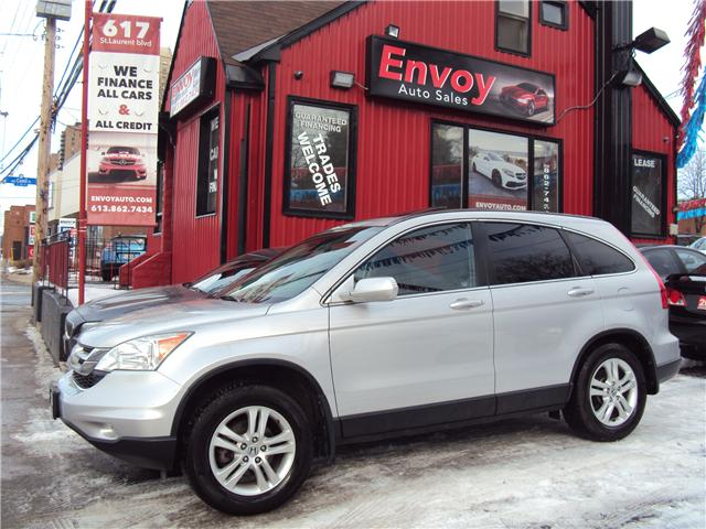 2011 Honda CR-V EX (Stk: ) in Ottawa - Image 1 of 26