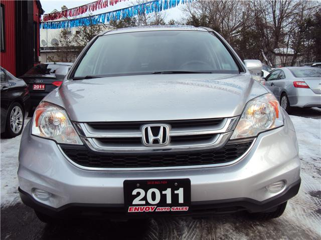 2011 Honda CR-V EX (Stk: ) in Ottawa - Image 2 of 26