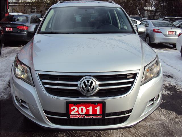 2011 Volkswagen Tiguan 2.0 TSI Highline (Stk: ) in Ottawa - Image 2 of 16