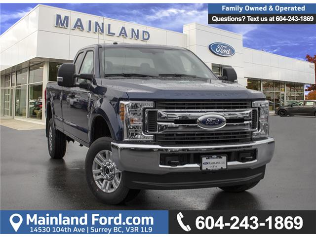 2019 Ford F-350 XLT (Stk: 9F30407) in Surrey - Image 1 of 30