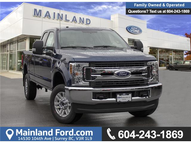 2019 Ford F-350 XLT (Stk: 9F36748) in Surrey - Image 1 of 30