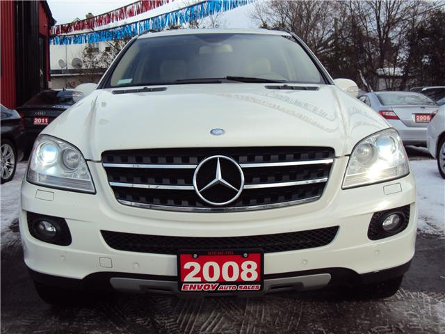 2008 Mercedes-Benz M-Class Base (Stk: ) in Ottawa - Image 2 of 24