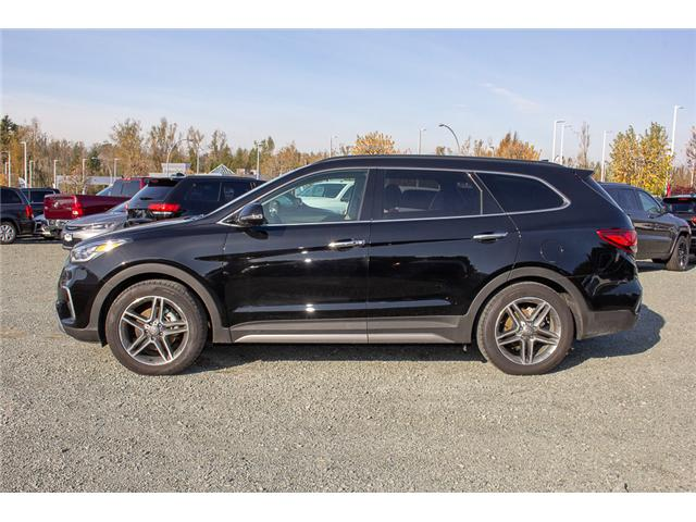 2018 Hyundai Santa Fe XL Ultimate (Stk: JF283527) in Abbotsford - Image 4 of 26