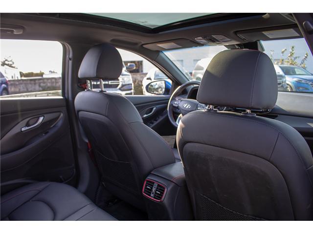2018 Hyundai Elantra GT Sport (Stk: JE043535) in Abbotsford - Image 15 of 26
