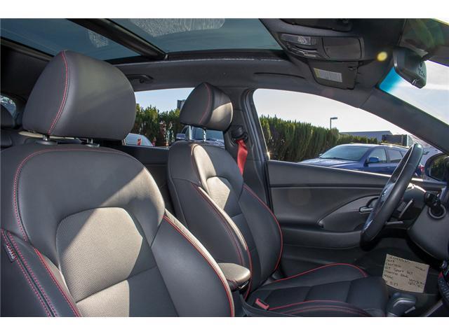 2018 Hyundai Elantra GT Sport (Stk: JE043535) in Abbotsford - Image 17 of 26