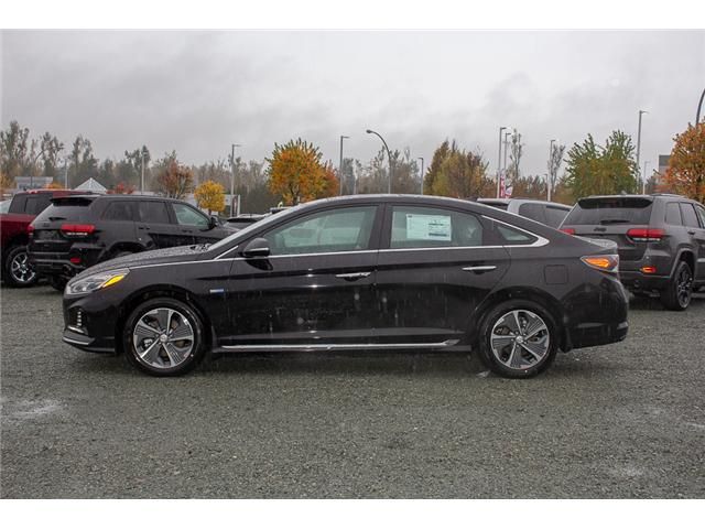 2018 Hyundai Sonata Hybrid Limited (Stk: JS087019) in Abbotsford - Image 4 of 27