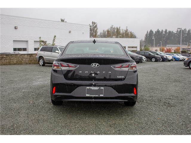 2018 Hyundai Sonata Hybrid Limited (Stk: JS087019) in Abbotsford - Image 6 of 27