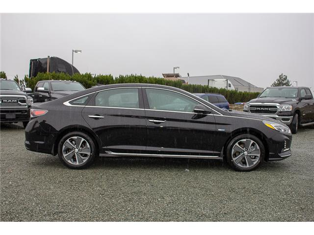 2018 Hyundai Sonata Hybrid Limited (Stk: JS087019) in Abbotsford - Image 8 of 27