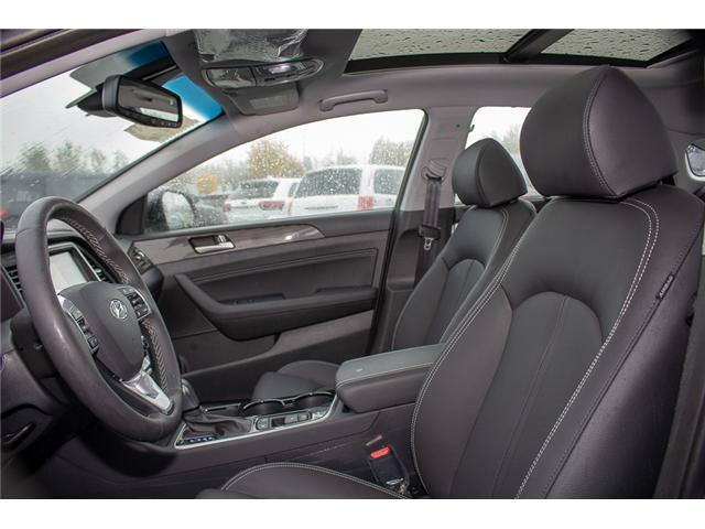 2018 Hyundai Sonata Hybrid Limited (Stk: JS087019) in Abbotsford - Image 11 of 27