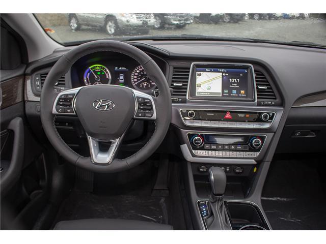 2018 Hyundai Sonata Hybrid Limited (Stk: JS087019) in Abbotsford - Image 13 of 27
