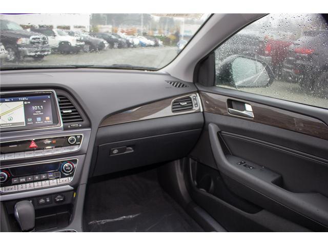 2018 Hyundai Sonata Hybrid Limited (Stk: JS087019) in Abbotsford - Image 14 of 27