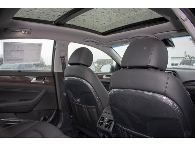 2018 Hyundai Sonata Hybrid Limited (Stk: JS087019) in Abbotsford - Image 16 of 27