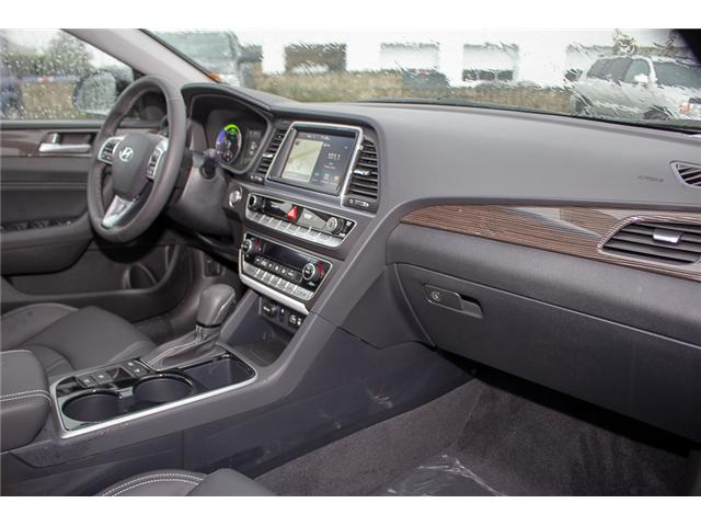 2018 Hyundai Sonata Hybrid Limited (Stk: JS087019) in Abbotsford - Image 17 of 27
