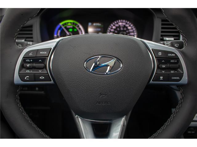 2018 Hyundai Sonata Hybrid Limited (Stk: JS087019) in Abbotsford - Image 20 of 27