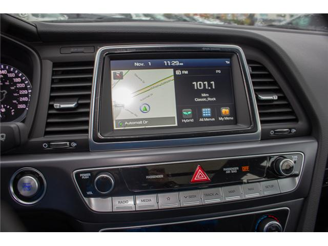 2018 Hyundai Sonata Hybrid Limited (Stk: JS087019) in Abbotsford - Image 22 of 27