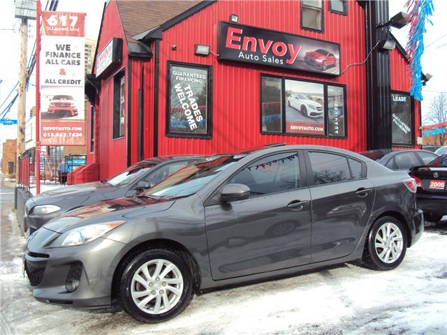 2012 Mazda Mazda3 GS-SKY (Stk: ) in Ottawa - Image 1 of 27