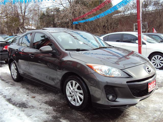 2012 Mazda Mazda3 GS-SKY (Stk: ) in Ottawa - Image 3 of 27