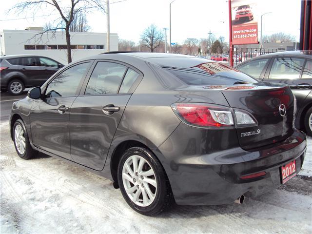 2012 Mazda Mazda3 GS-SKY (Stk: ) in Ottawa - Image 6 of 27