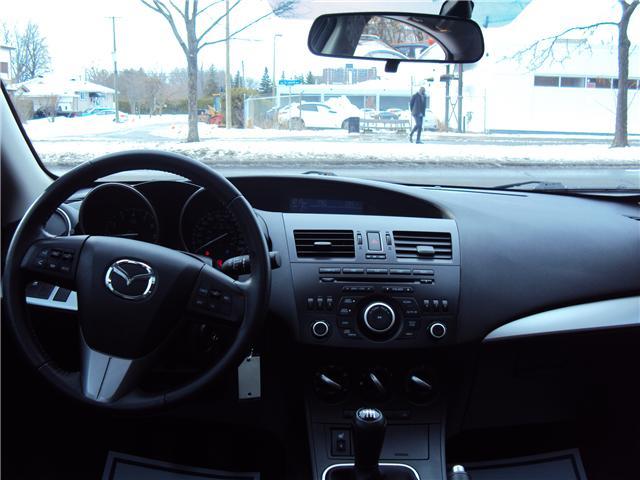 2012 Mazda Mazda3 GS-SKY (Stk: ) in Ottawa - Image 9 of 27