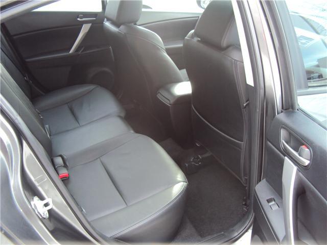 2012 Mazda Mazda3 GS-SKY (Stk: ) in Ottawa - Image 13 of 27