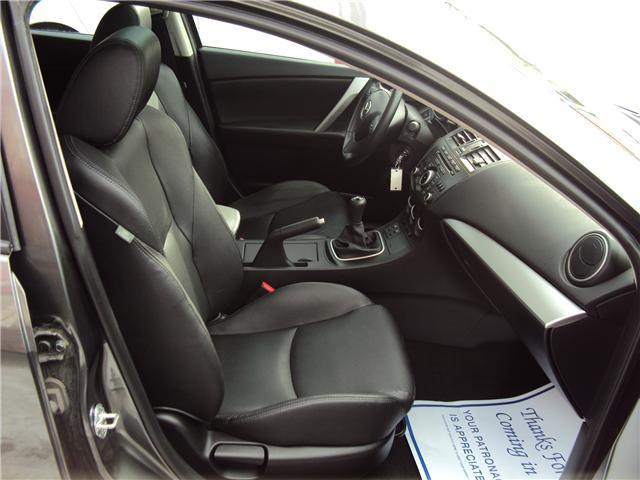 2012 Mazda Mazda3 GS-SKY (Stk: ) in Ottawa - Image 14 of 27
