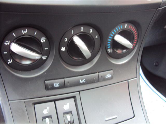 2012 Mazda Mazda3 GS-SKY (Stk: ) in Ottawa - Image 22 of 27