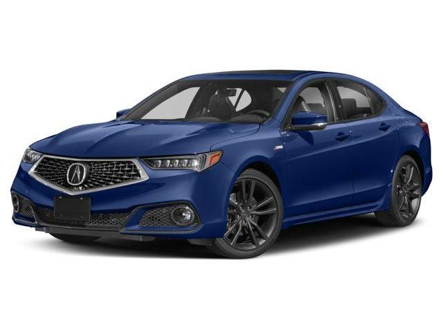 2019 Acura TLX Tech A-Spec (Stk: 19239) in Burlington - Image 1 of 9