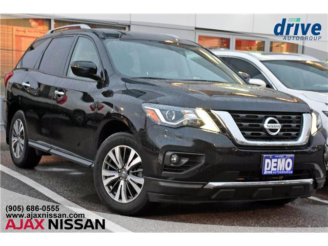 2018 Nissan Pathfinder SV Tech (Stk: P4059) in Ajax - Image 1 of 27