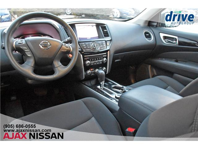2018 Nissan Pathfinder SV Tech (Stk: P4059) in Ajax - Image 2 of 27