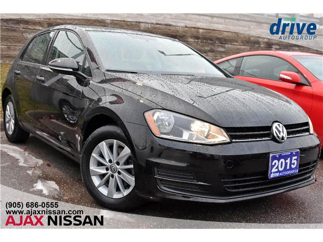 2015 Volkswagen Golf 1.8 TSI Comfortline (Stk: T946A) in Ajax - Image 1 of 22