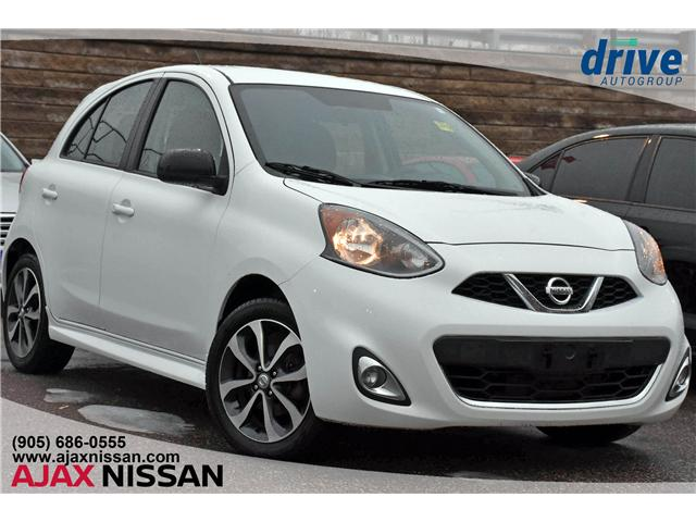 2015 Nissan Micra SR (Stk: T969A) in Ajax - Image 1 of 22