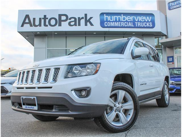 2017 Jeep Compass Sport/North (Stk: APR2080) in Mississauga - Image 1 of 25
