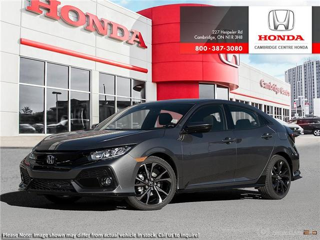 2019 Honda Civic Sport (Stk: 19353) in Cambridge - Image 1 of 23