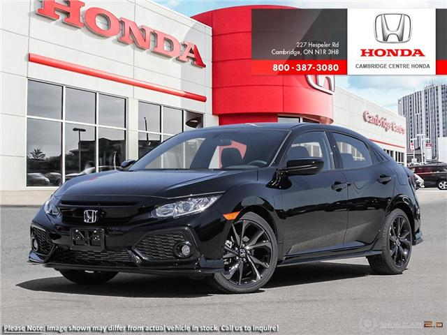 2019 Honda Civic Sport (Stk: 19329) in Cambridge - Image 1 of 24