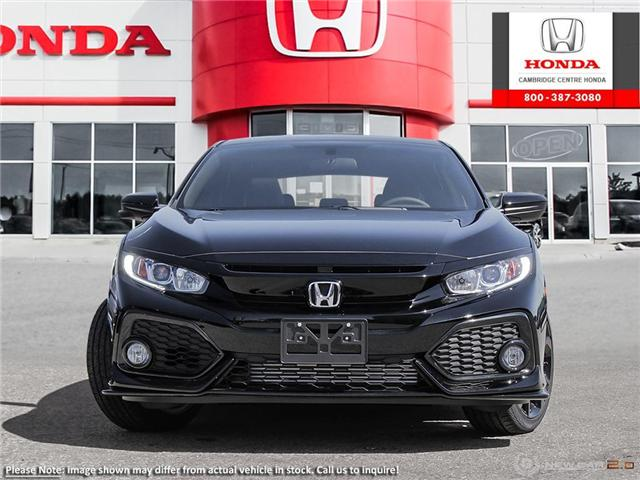 2019 Honda Civic Sport (Stk: 19329) in Cambridge - Image 2 of 24