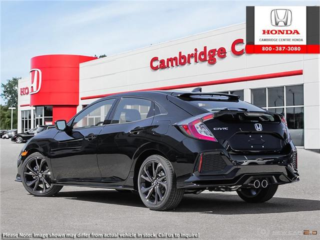 2019 Honda Civic Sport (Stk: 19329) in Cambridge - Image 4 of 24