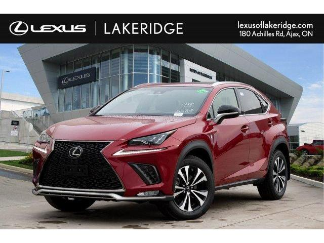 2019 Lexus NX 300 Base (Stk: L19182) in Toronto - Image 1 of 26