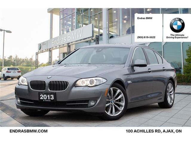 2013 BMW 528i xDrive (Stk: 52295A) in Ajax - Image 1 of 22