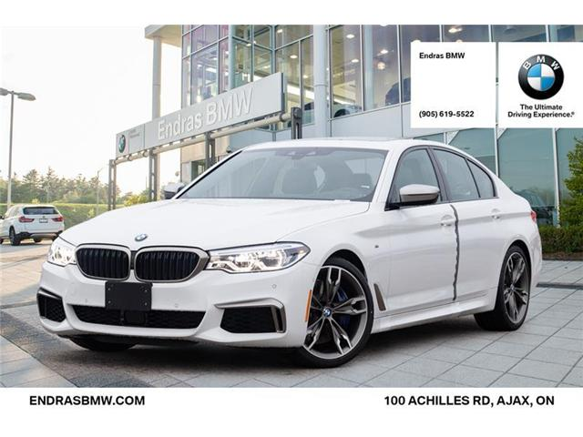 2019 BMW M550i xDrive (Stk: 52444) in Ajax - Image 1 of 22