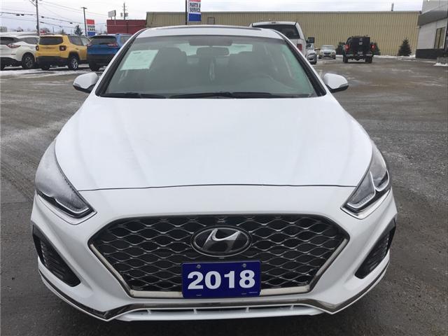 2018 Hyundai Sonata GL (Stk: 18496) in Sudbury - Image 2 of 13