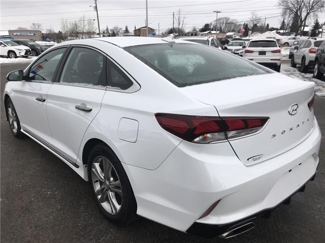 2018 Hyundai Sonata 2.4 Sport (Stk: 18495) in Sudbury - Image 5 of 14