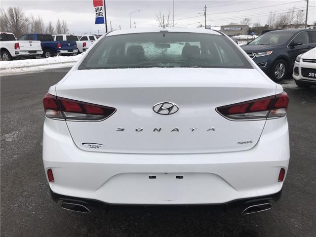 2018 Hyundai Sonata 2.4 Sport (Stk: 18495) in Sudbury - Image 6 of 14