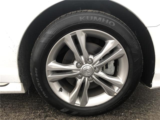 2018 Hyundai Sonata 2.4 Sport (Stk: 18495) in Sudbury - Image 8 of 14