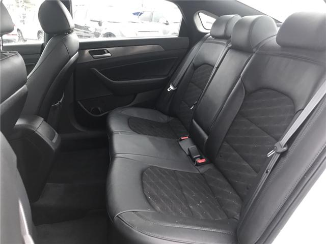 2018 Hyundai Sonata 2.4 Sport (Stk: 18495) in Sudbury - Image 9 of 14